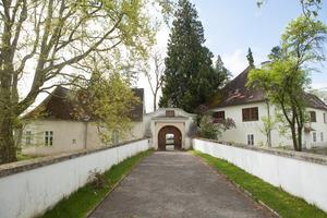 Mittelburgenland, Burgenland, Schloss Lackenbach