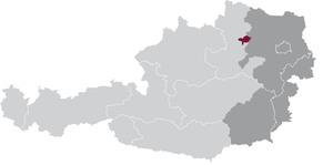 spezifisches Weinbaugebiet Wachau
