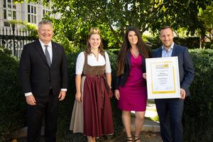 SALON Sieger 2020 Weingut Waltner Gerald
