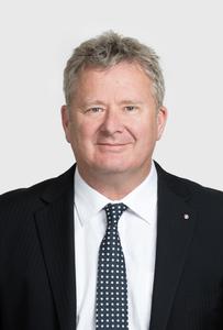 Chris Yorke, CEO AWMB