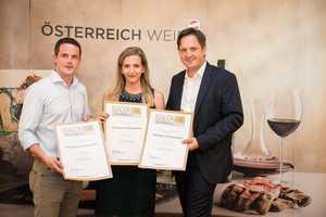 Weingut Gschweicher, Präsident des österreichischen Weinbauverbandes NR Hannes Schmuckenschlager