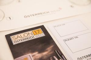 SALON 2017 - Flightverkostung im Kursalon Wien