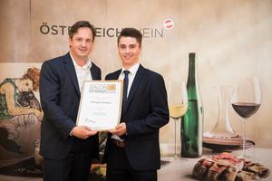 Weingut Heftner, Präsident des österreichischen Weinbauverbandes NR Hannes Schmuckenschlager
