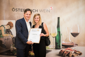 Weingut Epp, Präsident des österreichischen Weinbauverbandes NR Hannes Schmuckenschlager