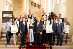 SALON Sieger 2021 Niederösterreich