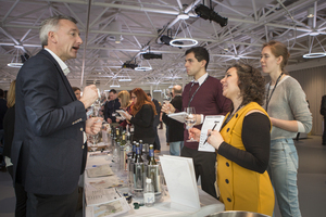 Guest at Austrian Tasting London