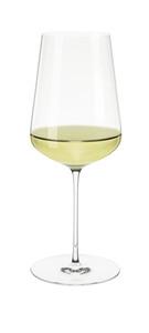 Universal Glas Zalto Weißwein gefüllt