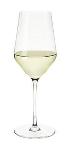 junger Weißwein Zalto Glas