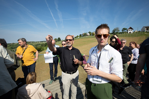 Weingipfel 2019, Vineyard interfaces in the heart of Europe