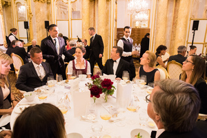 SALon Gala Dinner 19. 7., Palais Coburg