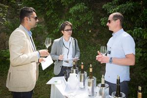 Weingipfel 2015 - Open wine tasting: Weinviertel DAC and the Diversity of Wines from the Weinviertel Area, Schloss Schrattenthal, Retz, Weinviertel