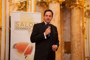 SALON Gala Dinner 2014 - Präsident des österreichischen Weinbauverbandes NR Hannes Schmuckenschlager