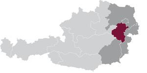 spezifisches Weinbaugebiet Thermenregion