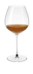Orange, Burgunder, Riedel
