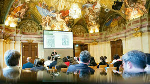Weingipfel 2019, Conference, Palais Niederösterreich, Wien, Austrian Wine History – An Introduction, Speaker: Prof. Dr. Karl Vocelka