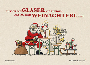Cartoon/Freecard: Weihnachten 2018