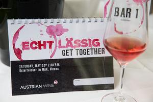 Weingipfel 2015 - Get-together in Vienna, MAK