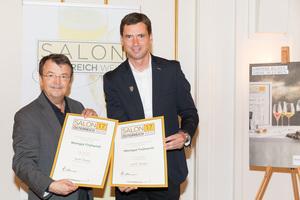 Weingut Frühwirth, Geschäftsführer ÖWM Willi Klinger