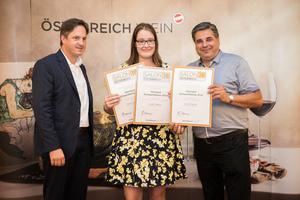 Weingut Schwertführer 47er, Präsident des österreichischen Weinbauverbandes NR Hannes Schmuckenschlager