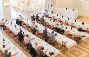 SALON 2018, Flightverkostung, Kursalon Wien