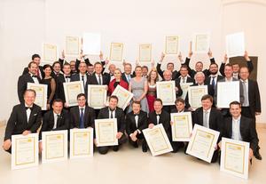 SALON 2015 - Sieger und Auserwählte