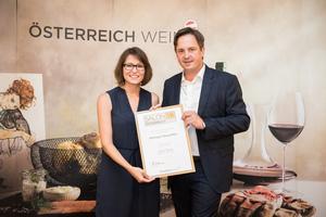 Weingut Neustifter, Präsident des österreichischen Weinbauverbandes NR Hannes Schmuckenschlager