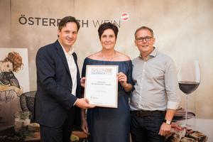 Weingut Breitenfelder Harald, Präsident des österreichischen Weinbauverbandes NR Hannes Schmuckenschlager