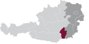 spezifisches Weinbaugebiet Weststeiermark
