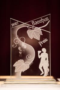 Weintaufe Österreich und Verleihung Bacchuspreis 2017 im Wiener Rathaus, Wien