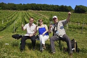 Weingipfel 2011 Burgenland & Carnuntum - Leithaberg DAC Tasting at Leithaberg