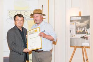 Weingut Guttmann, Geschäftsführer ÖWM Willi Klinger