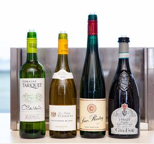 Weindegustation: Marktrelevante Weine am deutschen Markt