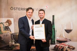 Vereinte Winzer Blaufränkischland eGen, Präsident des österreichischen Weinbauverbandes NR Hannes Schmuckenschlager