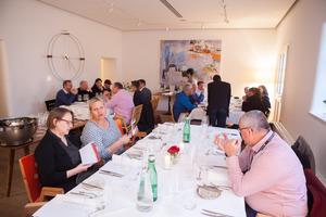"""Weingipfel 2017: Abendessen mit Weinbegleitung """"Traditionell versus Modern"""", Restaurant Gut Purbach, Purbach"""