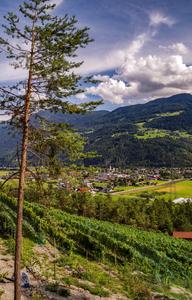 Haiming, Tirol, Bergland