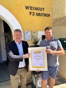 SALON Auserwählten 2020 Weingut Gritsch
