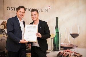 Weingut Hagn, Präsident des österreichischen Weinbauverbandes NR Hannes Schmuckenschlager