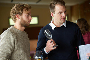"""Weingipfel 2017: Relaxed Tasting """"Wines from Schönberg and Mollands"""" and Light Lunch, Weinbeisserei Hager, Mollands"""