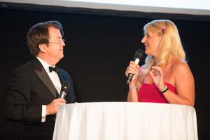 SALON Gala Dinner 2012 - Willi Klinger, Birgit Perl