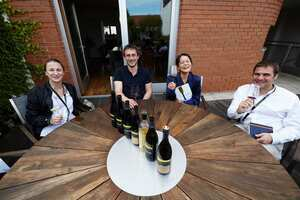 Weingipfel 2015 - Private Visits at winemakers from Leithaberg