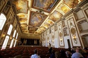 Weingipfel 2011 Burgenland & Carnuntum - Visit of the Esterhazy Palace