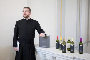 Weingipfel 2017: Guided tour through Stift Herzogenburg and its wine history, Stift Herzogenburg, Herzogenburg
