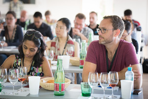 Weingipfel 2015 - Lecture: The Diversity of the Wines from Steiermark (Styria), Presented by: Darrel Joseph (Wine Journalist specializing in	Austria and Central and Eastern Europe, Decanter/decanter.com, Harper's Wine & Spirit, wein-pur)