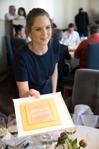 """Weingipfel 2017: Aperitif """"Austrian Sekt"""" from Big Formats & Lunch with Wine Pairing """"Blue Chips versus Wild Kids""""; Presented by: Adi Schmid and René Antrag (Sommeliers Restaurant Steirereck), Restaurant Steirereck, Vienna"""