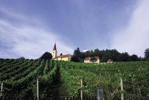Impressionen Karpfenstein, Vulkanland Steiermark