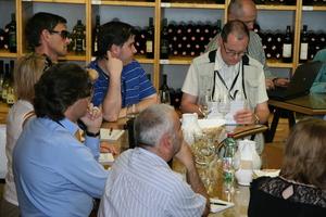 Weingipfel 2011 Steiermark & Thermenregion - Der steirische Traminer