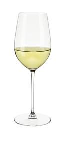 Weißwein, universal, Glas , Riedel, gefüllt