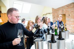 "Weingipfel 2017: Lunch and Open Wine Tasting ""Wines from the south of Wachau""; Landgasthaus Winzerstüberl - Familie Essl, Rührsdorf"