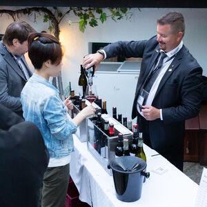 Weingipfel 2019, Big Heurigen Party, Weingut Fuhrgassl-Huber, Wien