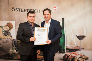 Wein-Genuss-Gut Siedler Alex, Präsident des österreichischen Weinbauverbandes NR Hannes Schmuckenschlager